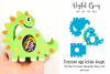 16 Animal egg holder designs - The complete set!!!! example image 21