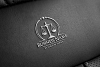 legal, law, lawyer, attorney, law office logo example image 7
