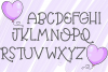 Balloon Butt Font example image 2