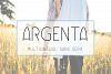 Argenta | Multilingual Sans Serif example image 1