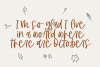 Caramel Espresso - A Quirky Handwritten Font example image 4