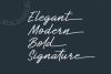 Callina // Bold Signature example image 2