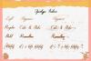 Rembullan Script Family Font example image 3