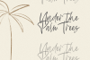 Darling - A Handwritten Brush Script Font example image 8