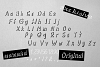 Hand drawn Daddy font example image 5