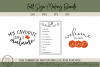 Fall Sign SVG Bundle - Farmhouse Sign Bundle example image 6