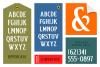 Baisteach | Vintage Serif example image 6