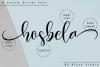 Hosbela Script example image 10