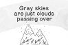 Cloudy - A Fun Handwritten Font example image 3