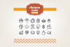 Hand Drawn Autumn Icons example image 1