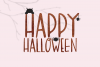 Halloween Moon - A Halloween Font with Extras! example image 10