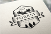 Vintage Forest Moose Badge example image 3