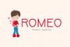 Romeo example image 1