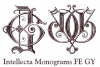 Intellecta Monograms FE GY example image 4