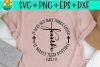 FAITH - LUKE 1 37 - CROSS - SVG PNG DXF EPS example image 1