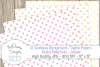 16 seamless Digital Papers Pastel Polka Dots Classic - HC010 example image 3