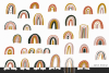 Little Rainbows - Clip Art Collection example image 9