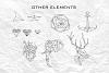 100 Geometric elements + bonus! example image 7