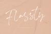 Flassty - Handwritten Font example image 1