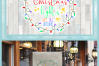 Christmas Lights Are All Around Quote SVG example image 4