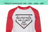 Diamonds Are A Girl's Best Friend Baseball SVG example image 3