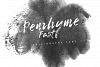 Penrhyme Calligraphy Font example image 6