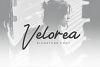 Velorea - Signature Font example image 1