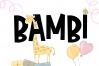 BAMK - A Bold Handwritten Font example image 4