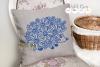 Hedgehog paper cut design SVG / DXF / EPS / PNG files example image 2