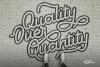 Goodline - Monoline Font + Extras example image 8