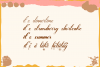 Rembullan Script Family Font example image 2