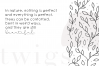 Twigs - A Handwritten Scribble Font example image 2