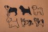 Dog Shapes SVG - Dog Doodles for Cricut example image 3