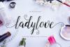 Lady Love Script example image 1