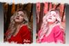 Pink presets rose mobile lightoom pastel presets filter example image 4