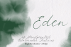 Eden Green - 45 Watercolor Textures example image 1
