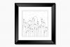 Light Flower Doodle Art, A1, SVG example image 9