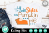 Will Trade Sister for Pumpkin Pie - A Thanksgiving SVG File example image 1