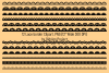 Lace Border Clipart . PNG example image 1