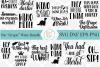 Bizzy Lou Big One SVG Bundle I Huge SVG Bundle I 200 Designs example image 24
