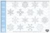 Snowflakes Svg - Snowflake SVG - Christmas bundle SVG example image 2