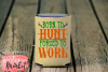 Born To Hunt Forced To Work SVG DXF EPS PNG example image 3
