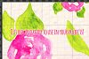Seemless Floral Watercolor Patterns Bundle example image 5