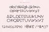 One Teaspoon - Handwritten Font example image 7