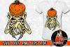 Halloween Pumpkin Bones example image 1