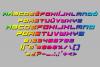Spac3 Tech v17_Italic example image 2