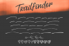 Trailfinder | A Brush Script Font example image 10