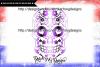 Sugar skull cut file, sugar skull svg, sugar skull vector example image 2