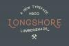 Longshore - Hand Drawn Font example image 1
