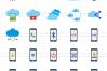 145 Hardware Flat Icons example image 2